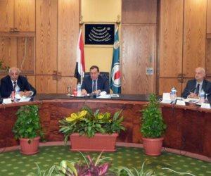 محاور تحويل مصر لمركز إقليمى لتجارة وتداول الغاز والبترول.. تعرف عليهم