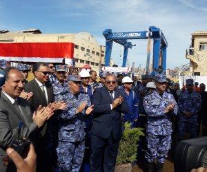 المصرية لإصلاح السفن: أنشئنا العديد من القاطرات الرفع كفاءة النقل البحري (صور)