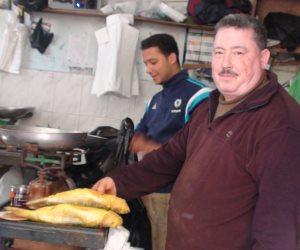 محلات «الفسيخ» في دمياط تعلن الطوارئ استعدادا لشم النسيم (صور)