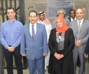 «أبحاث الدواء» بجامعة عين شمس يستقبل سمو الأمير نايف آل سعود