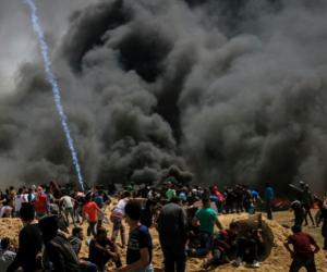 الصحة الفلسطينية: 44 شهيدا و6793 مصابا حصيلة اعتداءات الاحتلال على مسيرات غزة في أبريل