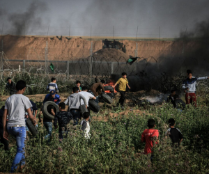ارتفاع عدد الشهداء الفلسطينيين في الجمعة السابعة لمسيرات العودة لـ2