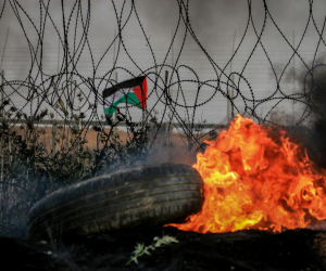 ارتفاع عدد المصابين من الفلسطينيين في مسيرات العودة إلى 15
