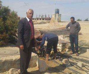 نصر الله: الدولة نفذت مشروعات تنموية بـ 100 مليون جنيه بمدينة بئر العبد