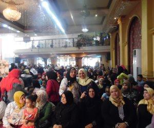 جمعية من أجل مصر تقيم حفل للأطفال الأيتام بالشرقية (صور)
