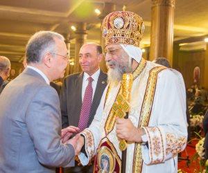 «المصريين الأحرار» يشارك الاحتفال الرسمي للكنيسة القبطية بعيد القيامة