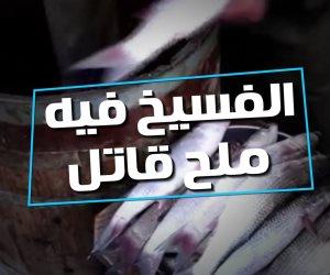 احترس.. الفسيخ فيه ملح قاتل (فيديوجراف)