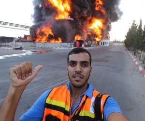 ياسر المرتجي.. أيقونة انتفاضة صحفية ضد الاحتلال الإسرائيلي