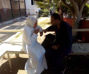 الحب في الزنزانة.. قطاع السجون يجمع سجين بزوجته نزيلة في سجن دمنهور