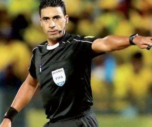 المغربي نور الدين الجعفرى يدير مباراة الإياب بين المصري ومونانا الجابوني