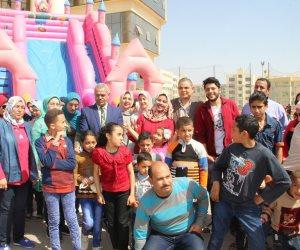 جامعة كفر الشيخ تنظم احتفالية لـ 400 يتيما شمل فقرات ترفيهية ومسابقات للأطفال