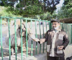 وزارة الزراعة تحذر زوار حديقة الحيوان في شم النسيم من هذه الأفعال