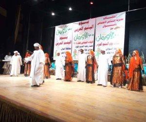 قصر ثقافة أسوان يحتفل بيوم اليتيم العربى بحضور المحافظ (صور)