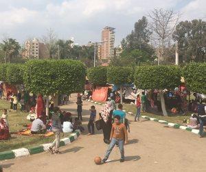 رحلات نيلية وإقبال على الحدائق فى شم النسيم بالدقهلية (صور)