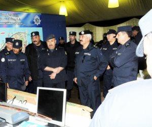 تكريم مصريين منعوا حريق هائل في مرسى للسفن بالكويت