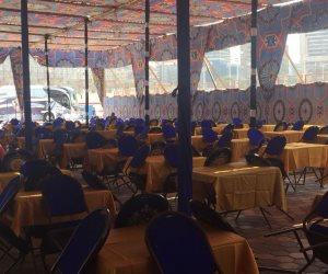 مجلس الزمالك يخصص مكانا داخل النادي لتناول الفسيخ في شم النسيم (فيديو)