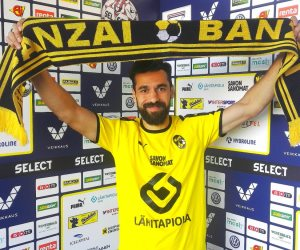 عبد الله السعيد أساسيا في أول مباراة له مع كوبيون بالوسورا الفنلندي