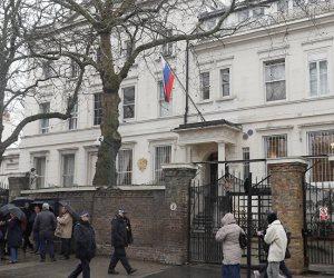 موسكو تقدم احتجاجا للخارجية البريطانية على الزج بمجموعة السبع في حملتها ضد روسيا