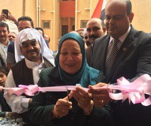 رئيس هيئة النيابة الإدارية تفتح مقرها الجديد بالعلمين وتؤكد على تحقيق العدالة الناجزة (صور)