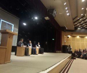 محمد صبحي: من حق السيسي وحقنا أن يكون الرئيس لفترة ثانية (صور)