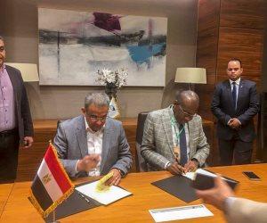 البريد يوقع اتفاقيات تعاون مع الدول الإفريقية لتسهيل التجارة الإلكترونية