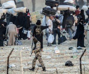 """""""صوت الأمة""""  تتبع مراحل حياة أمير تنظيم «داعش» فى سيناء ناصر أبوزقول"""