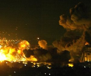 الضربات المجهولة وقواعد إيران في سوريا (أنفوجراف)