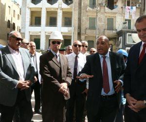 أكبر جراج إلكتروني بالشرق الأوسط يستعد للعمل في قلب القاهرة (صور)