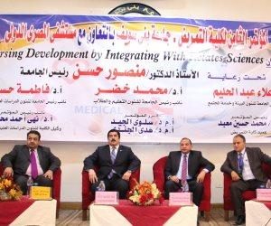 رئيس جامعة بنى سويف: الارتقاء بالمنظومة الصحية على رأس أولوياتي