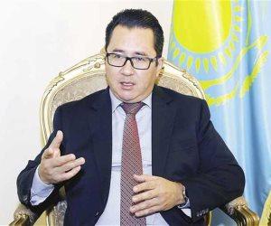 سفير كازاخستان بالقاهرة: مصر الأمثل للترويج للثقافة الكازاخية