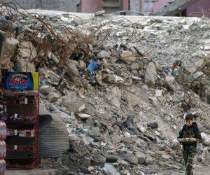 المرصد السوري: مقاتلون من داعش يغادرون منطقة قرب دمشق