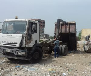 إزالة 267 مخالفة إشغال طريق ومصادرة الاشغالات بكفر الدوار البحيرة (صور)