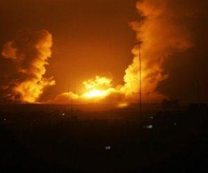 روسيا تسقط أهداف جوية مجهولة فوق قاعدتها في سوريا