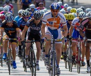مارثون دراجات مجانا للطلاب بجامعة عين شمس