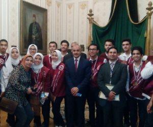 اتحاد طلاب مصر  يشارك مجلس النواب إحدى الجلسات العامة