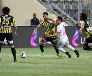 الجمعة.. مصر المقاصة يواجه المقاولون في مواجهة وسط الجدول