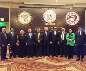 المنتدى العربي يهنىء السيسي ويدعم مصر في حربها ضد الإرهاب