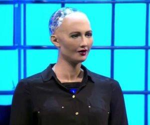 القصة الكاملة لـ «الروبوت صوفيا» صاحبة الجنسية السعودية التي زارت مصر