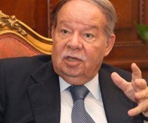 فتحي سرور في جلسة طعن أبو تريكة: «جئنا دفاعا عن القانون وليس عن أشخاص»