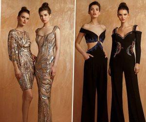 """العالمية """"جيمي معلوف"""" تطلق مجموعتها المبهجة لفساتين السواريه والجامبسوت"""