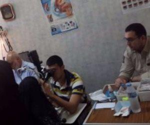 فحص 6466 مواطنا بالوادى الجديد للكشف عن فيروس (C)