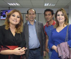 وفد إعلامي تونسي في زيارة لـ«صوت الأمة» (صور)