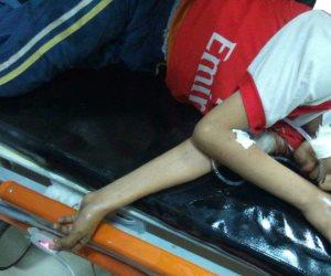 """انتحار طفل بـ""""الابتدائية"""" تناول حبوب حفظ الغلال """"الفسفورية"""" السامة بالبحيرة (صور)"""