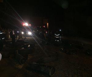 مدير أمن أسيوط: لا توجد وفيات في انفجار مستودع بوتاجاز أبنوب