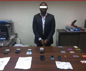 القبض على إفريقي بتهمة انتحال صفة دبلوماسي بالأمم المتحدة