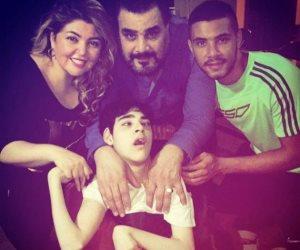 سرقة هاتف الفنانة مها أحمد من غرفة نجلها بمستشفي القصر العيني