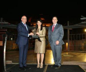 وزيرة السياحة تلتقي بأعضاء اللجنة التنفيذية للاتحاد الدولي للغاز IGU
