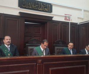 اليوم.. استكمال محاكمة أميني الشرطة المتهمين بتهريب مساجين من سجن المستقبل بالإسماعيلية
