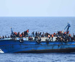 غرق 17 شخصا إثر انقلاب زورقين بنهر فى الصين