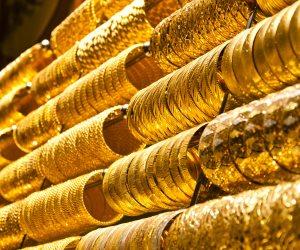 أسعار الذهب اليوم الأحد 13-5-2018 فى مصر